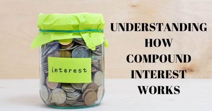 Compound interest in a jar