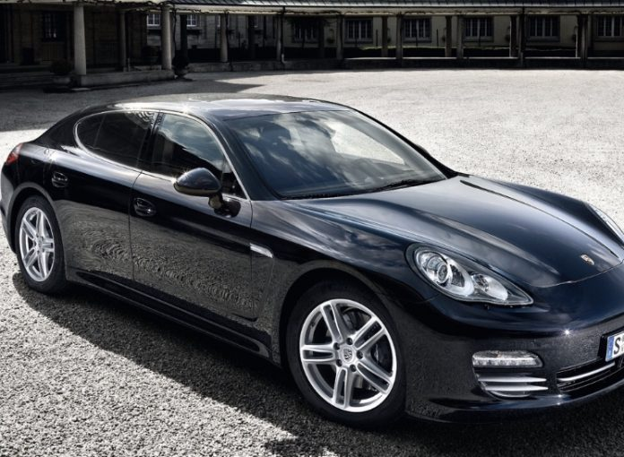 Porsche Panamera car loan