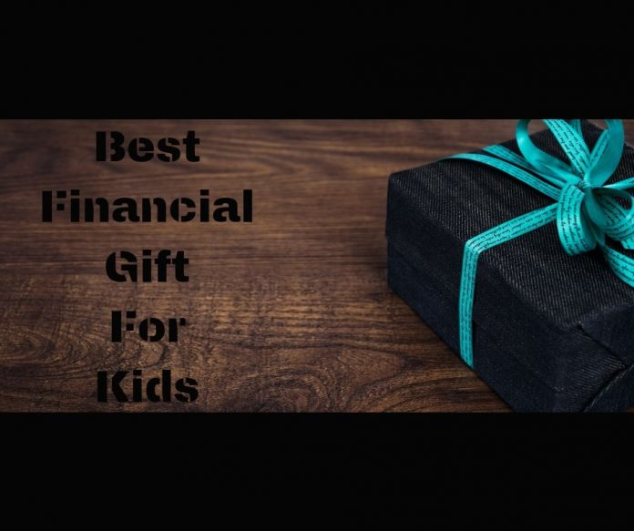 photo of financial gift