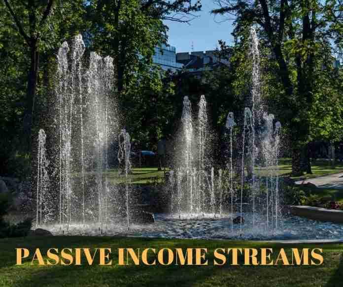 income streams photo